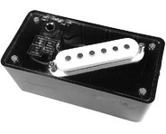 Electric Guitar Pickup Box Assembled