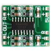 3W Stereo Amplifier Module Class-D