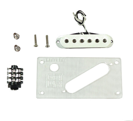 Electric Guitar Pickup Box Kit