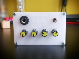 Quad Tone Oscillator Assembled