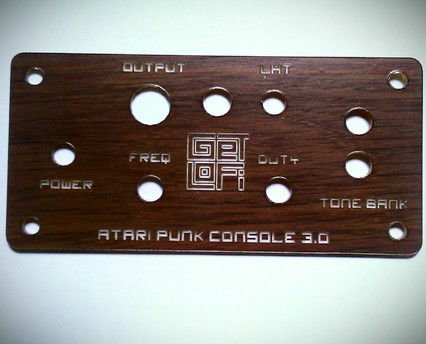 APC 3.0 Acrylic Panel - Woodgrain