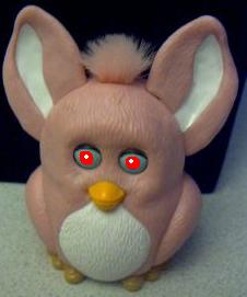 Furby-HellSpawn-Circuit-Bent