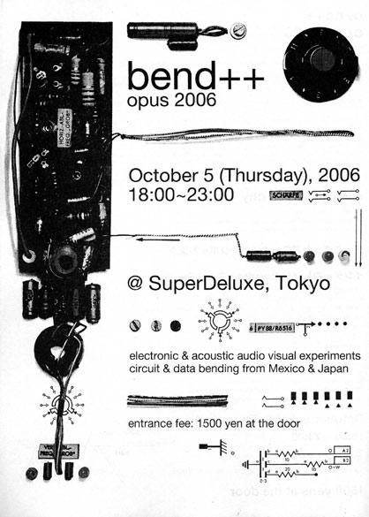 Circuit Bending Opus 2006