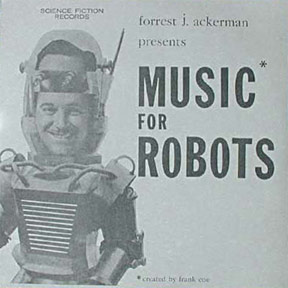 Music for robots cover