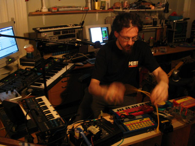 Circuit Bending Podcast via nearthwort.com