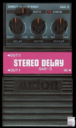 Arion Delay