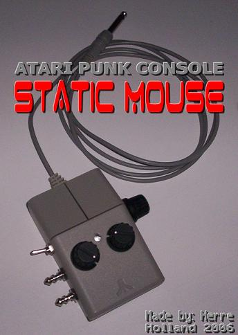 Atari Punk Console APC from Holland