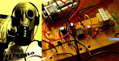 Gas mask Circuit Ailab
