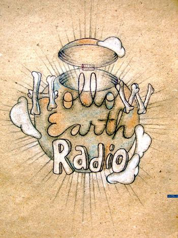 Hollow Earth Radio Circuit Bent Noise World Music