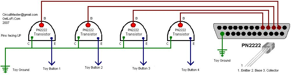 Transistor Interface