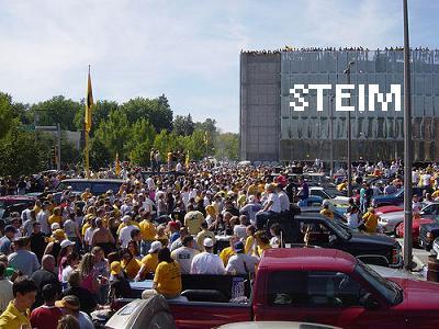 Tailgating Steim Save Steim