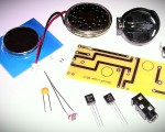 Optical Transistor Theremin Kit