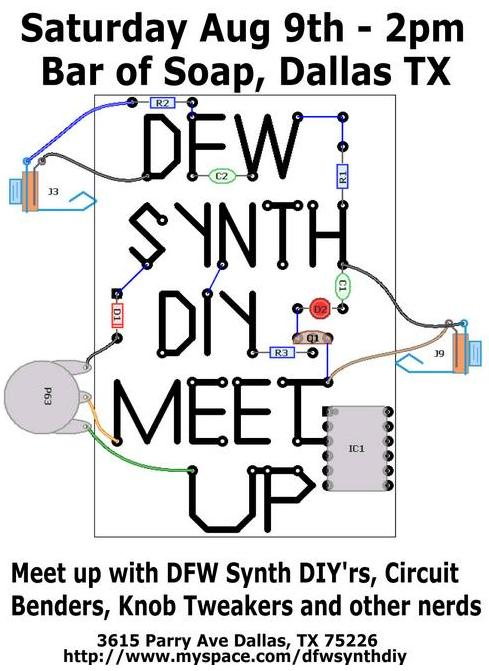 DFW Synth DIY Meetup