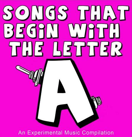 letter a. with the letter A for it#39;s
