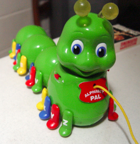 Leap Frog Alphabet Pal, Unmolested