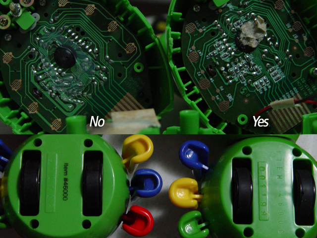Bendable and Not-So-Bendable Alphabet Pal Circuit Boards