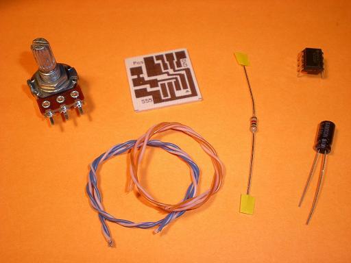 555 timer kit getlofi circuit bending synth diy rh getlofi com Arduino Potentiometer Wiring Potentiometer Terminals