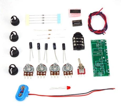 quad_oscillator_punk_console_4093_hex_schmidt_circuit_kit