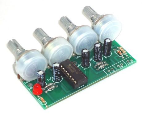 quad_oscillator_punk_console_4093_hex_schmidt_circuit_kit_assembled