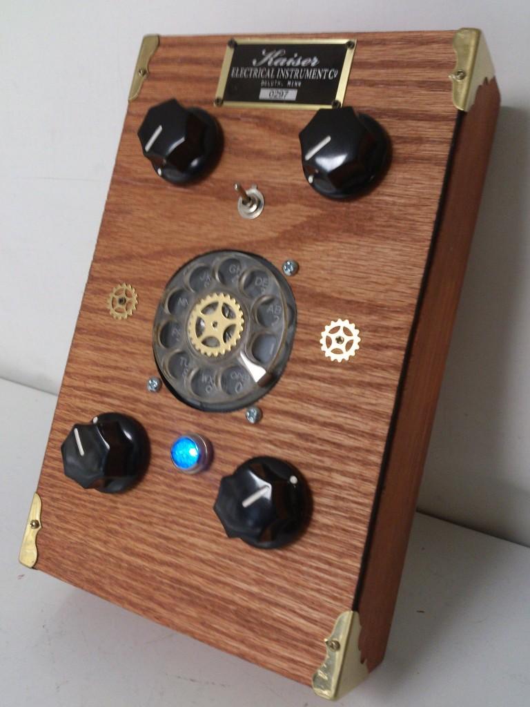 Tim Kaiser Experimental Quad Oscillator Rotovibe