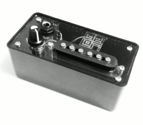 electric guitar pickup kit getlofi circuit bending synth diy. Black Bedroom Furniture Sets. Home Design Ideas